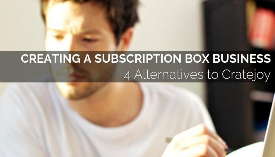Subbly - 4 Alternatives to Cratejoy