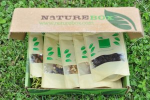 NatureBox Packaging