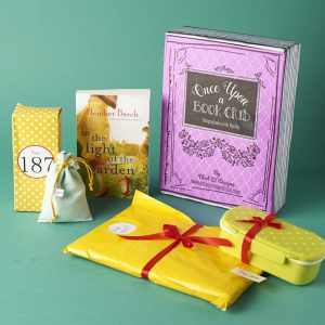 Once Upon A Book Club Packaging