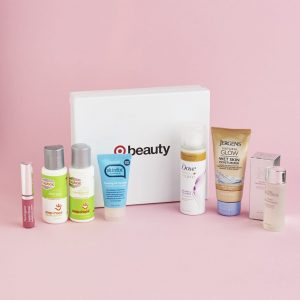 Target Beauty Box Packaging