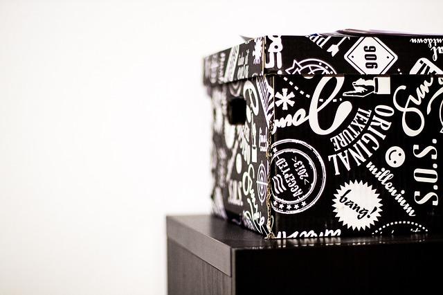 designed box