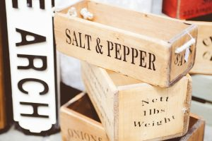 Salt & Pepper Packaging