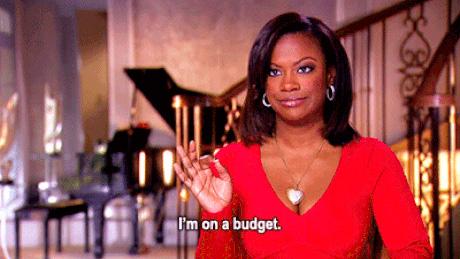 I'm On A Budget