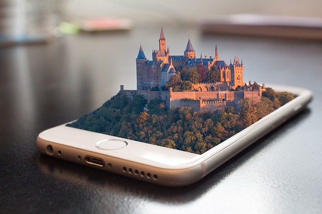 mobile castle