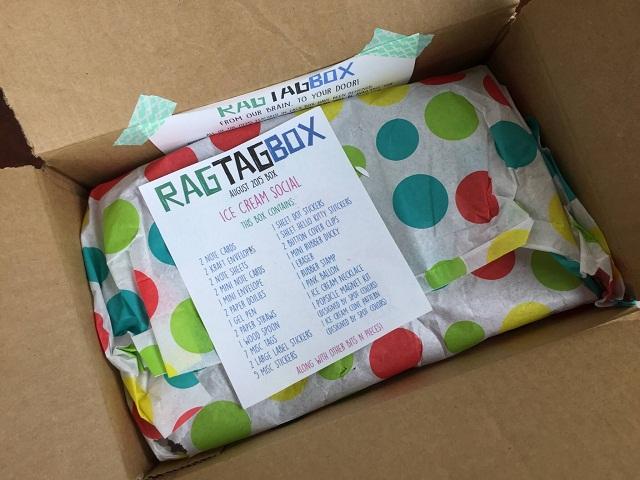 ragtag box
