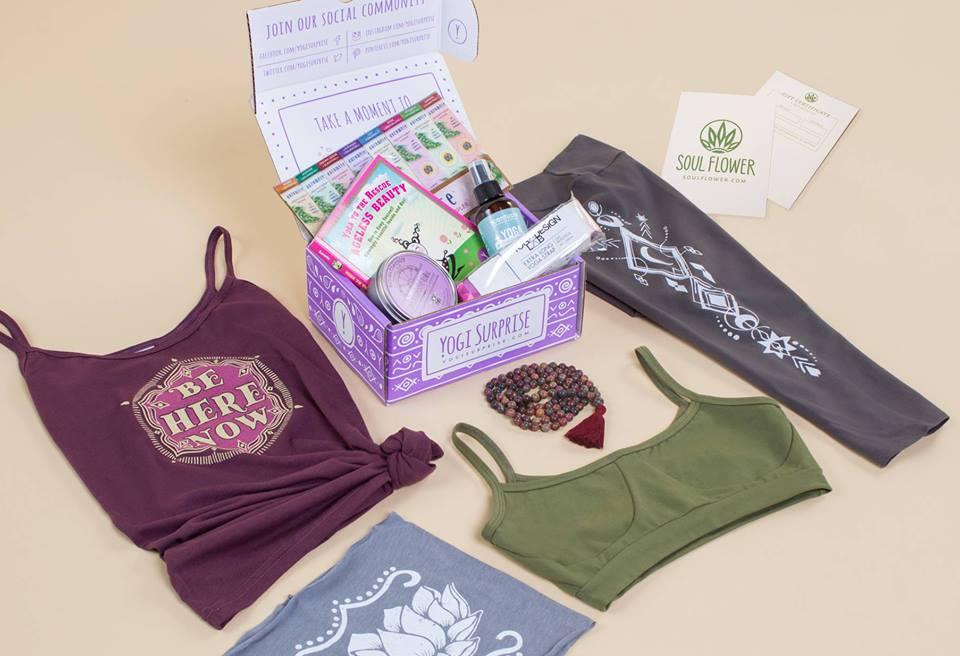 yogi surprise subscription box