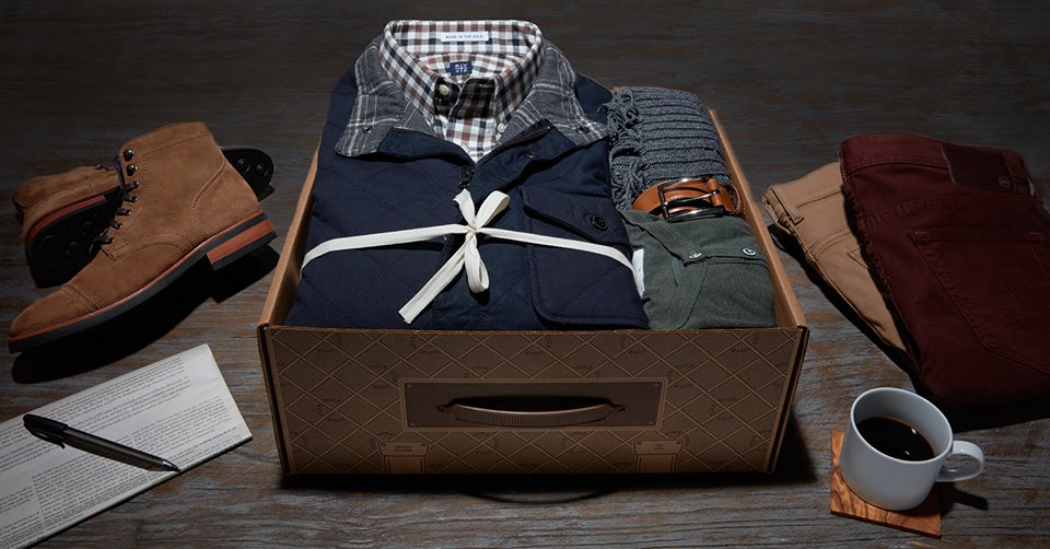 trunk club subscription box