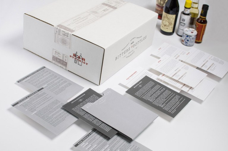 bitters and bottles subscription box