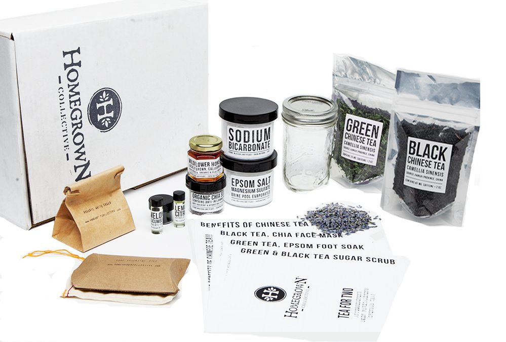 homegrown collective subscription box