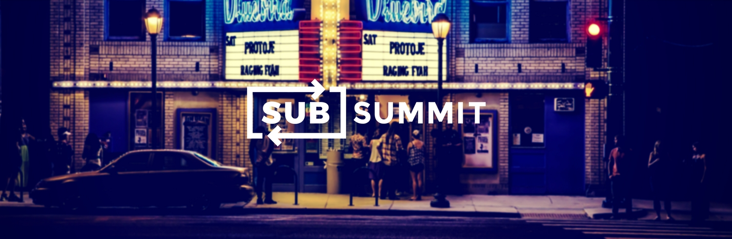Subscription Summit Subbly