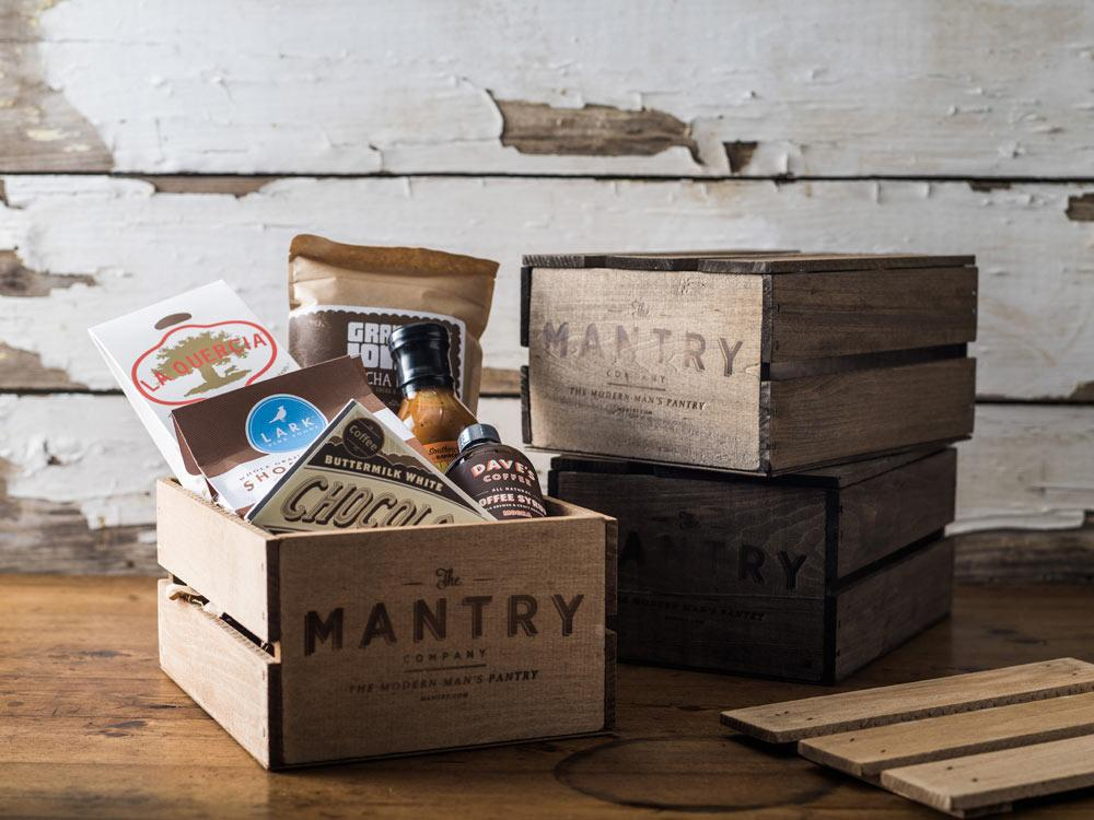 monthly subscription boxes - mantry subscription box