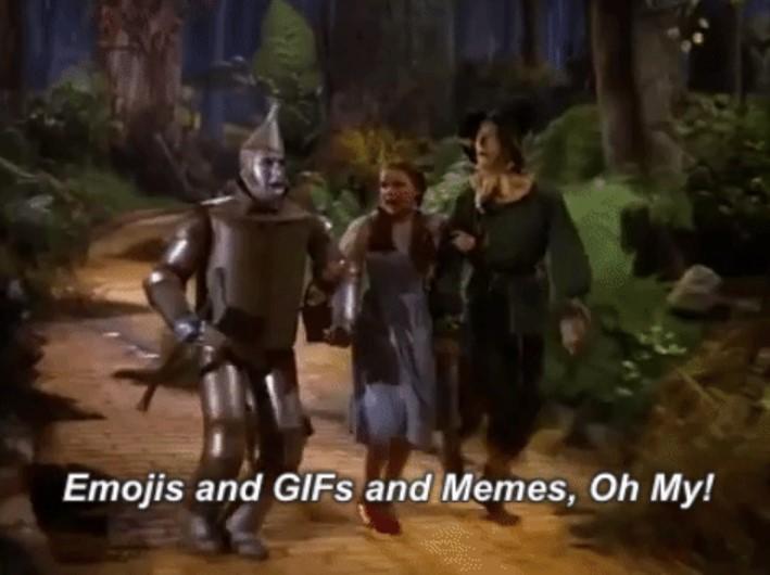 Emojis Gifs Memes
