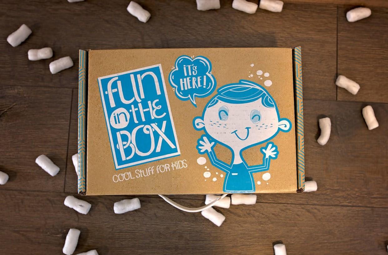 Fun in the box subscription box