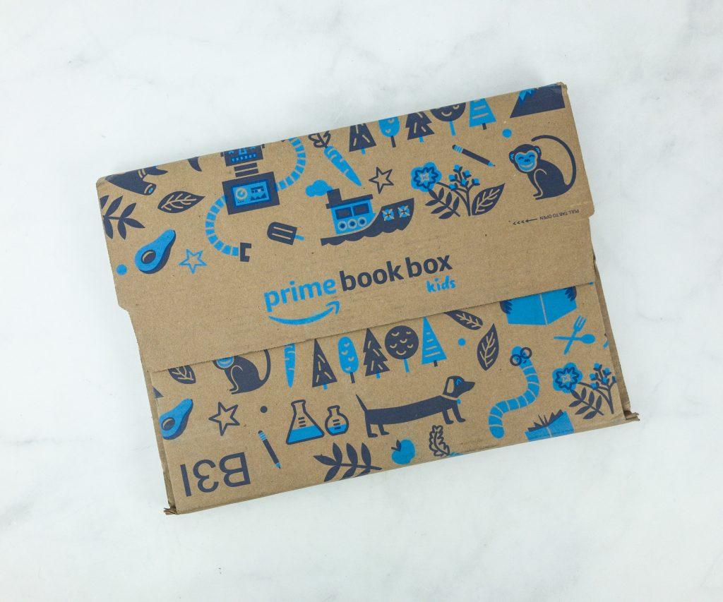 Amazon Prime Book Box Kids