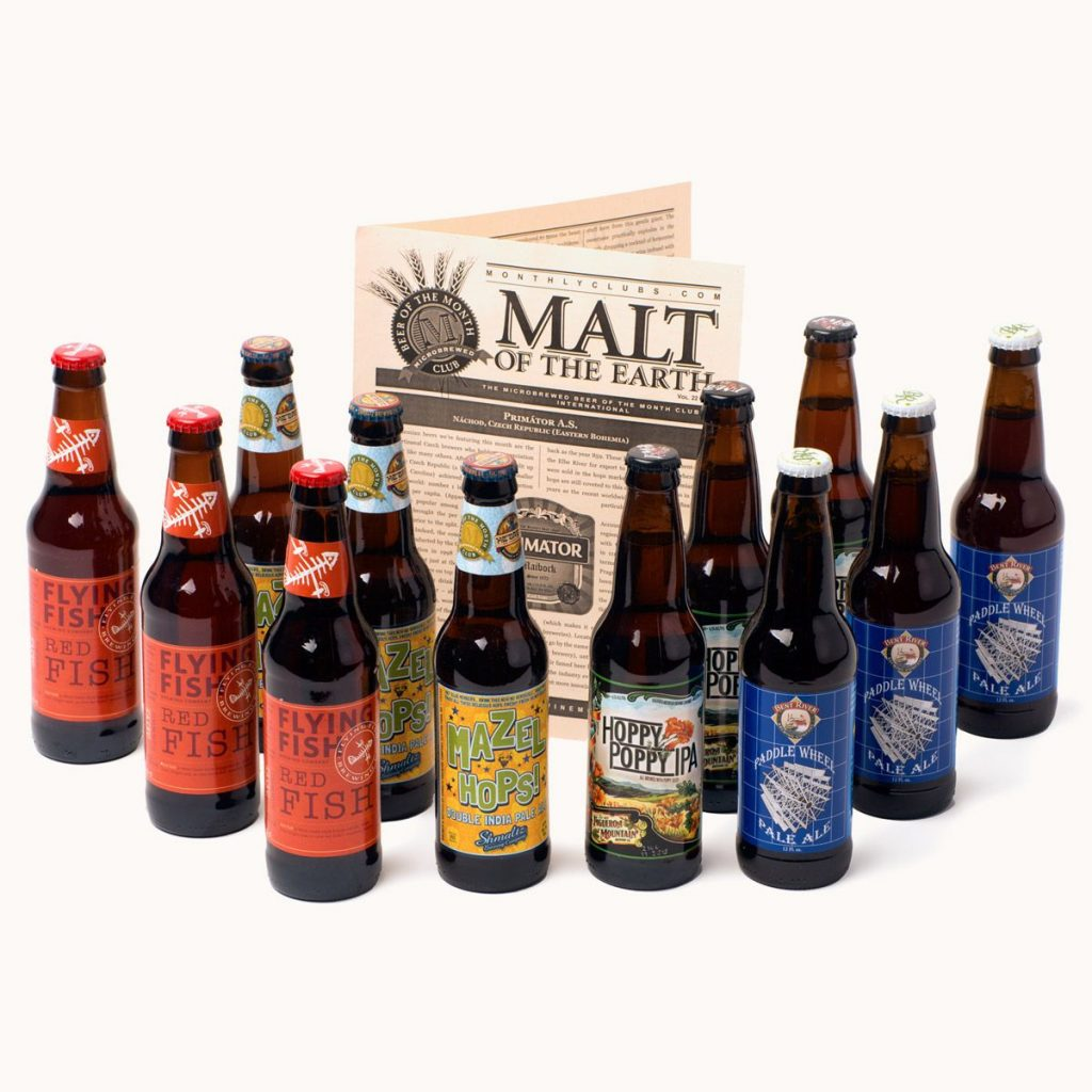 Top 100 Subscription Box Companies  - Beer of the Month