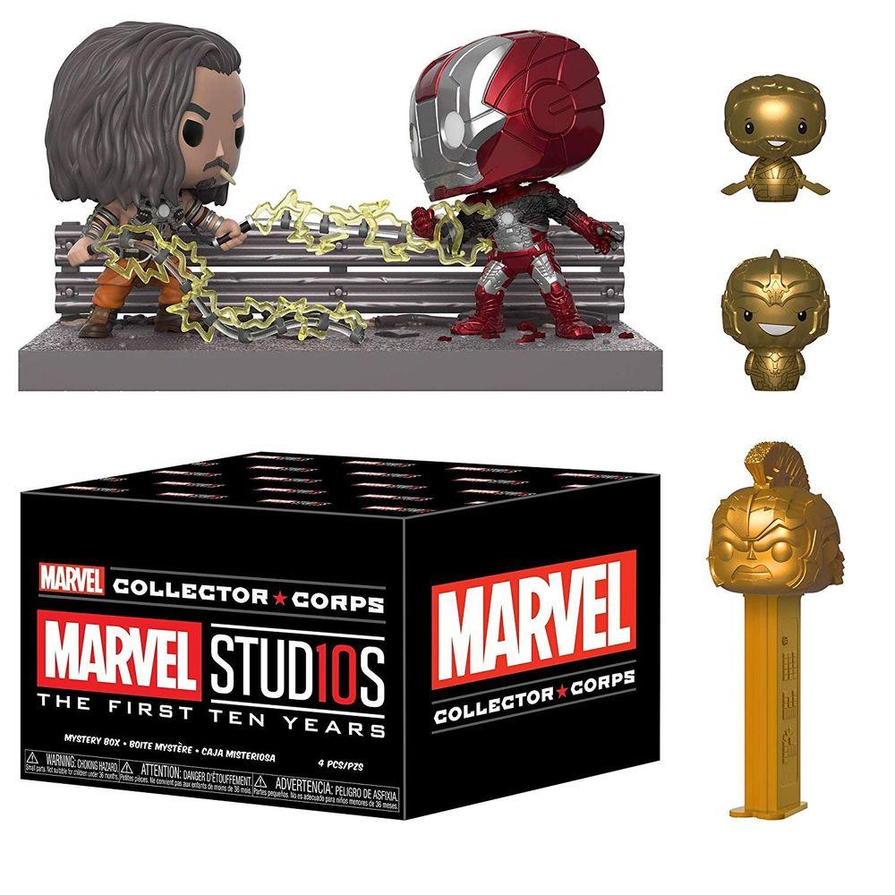 Marvel Collector Box