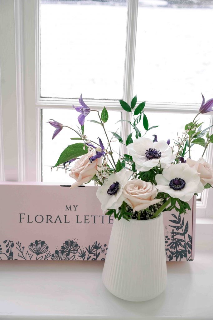My Floral Letter
