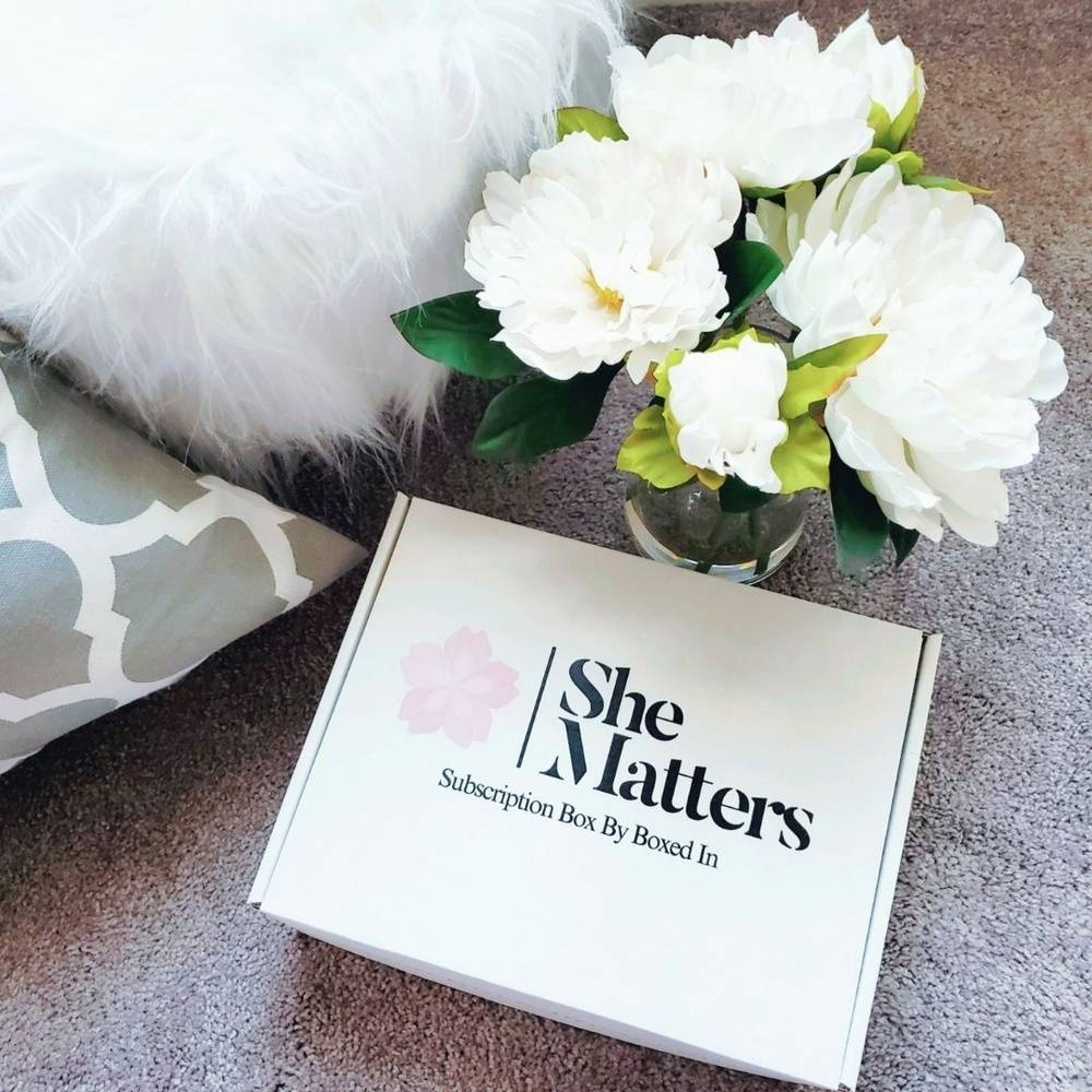 She Matters - best monthly subscription boxes for women
