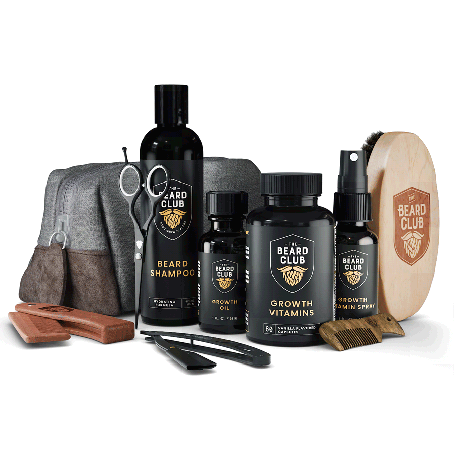 Subscription box companies - The Beard Club
