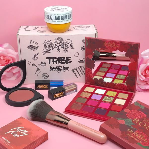 Tribe Beauty Box - subscription boxes for women