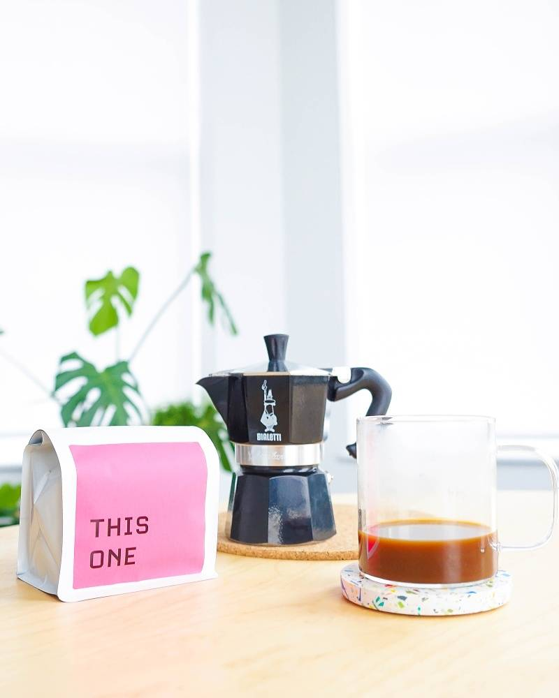 We are here coffee - subscription boxes for women