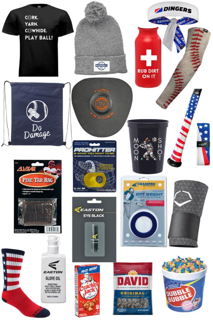 Subscription boxes for men - The Baseball Box