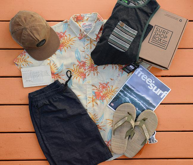 Subscription boxes for men - Beachly