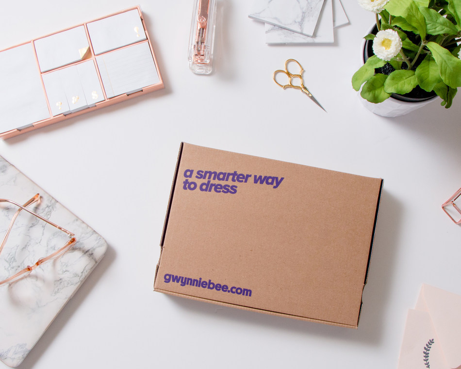 Gwynnie Bee - subscription boxes for women