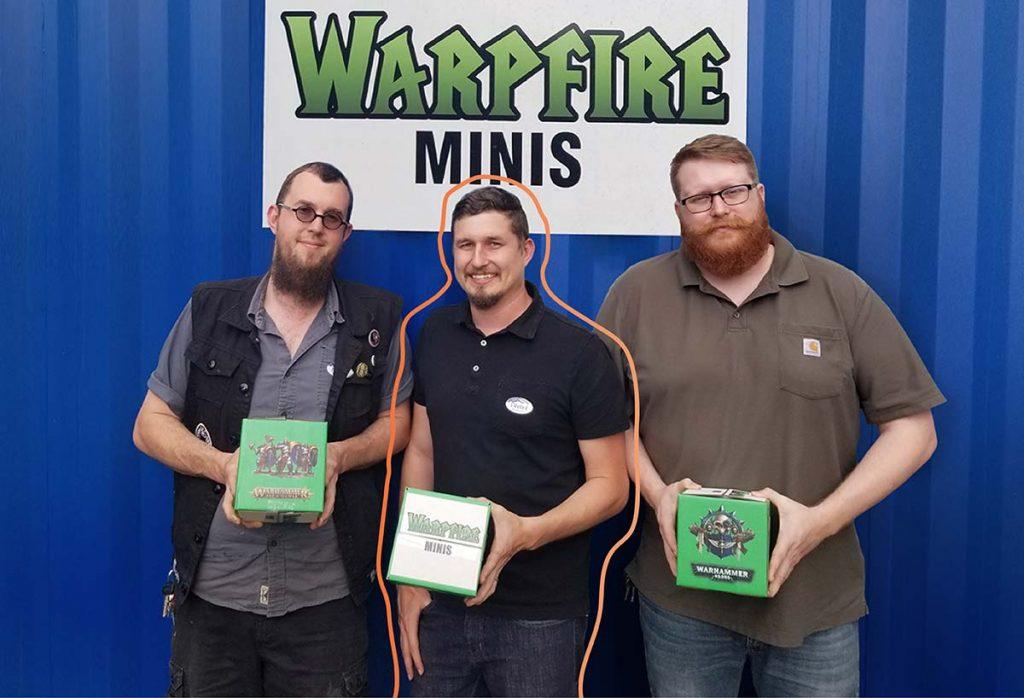 Subscription boxes for men - Warpfire